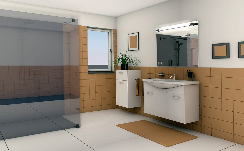 frameless shower screen Singapore